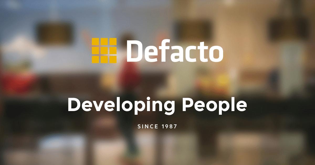 Projektleiter/Consultant Softwareimplementierung - Defacto